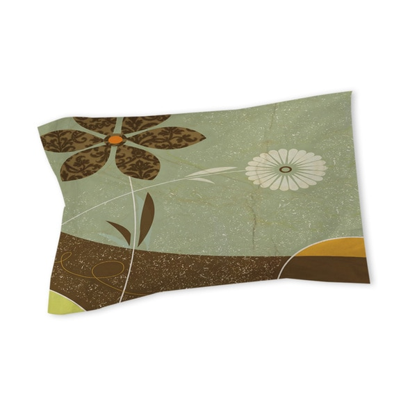 Graphic Garden Sadie Pillow Sham