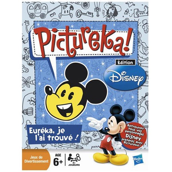 Pictureka Disney Game