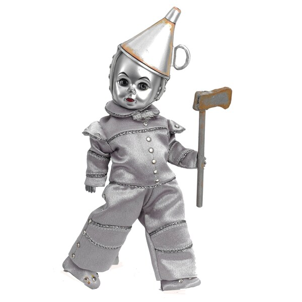 Tin Man from the Wizard of Oz Collection Doll