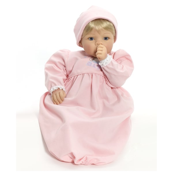 Cuddle Babies Mommy's Delight 19-inch Girl Doll
