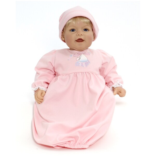 Cuddle Babies Mother's Joy 19-inch Girl Doll