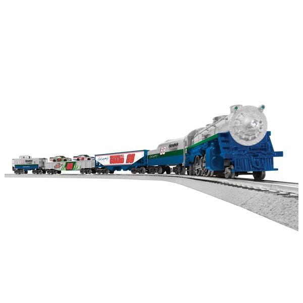 Lionel Nascar Dale Earnhardt Jr. O Gauge Train Set