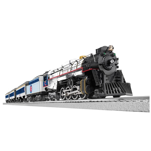 Lionel Chicago Cubs Berkshire Steam Train Set