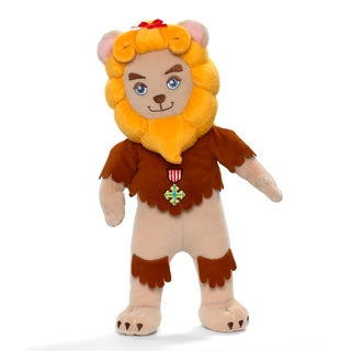 Washable Cloth Dolls-Cowardly Lion