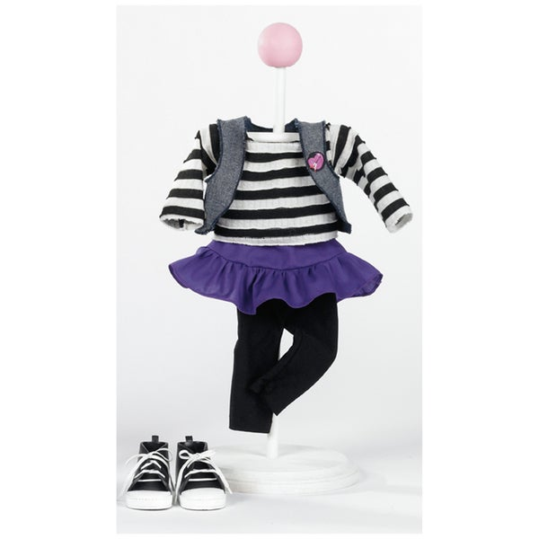 Favorite Friends Downtown Cool Outfit for 18-inch Dolls