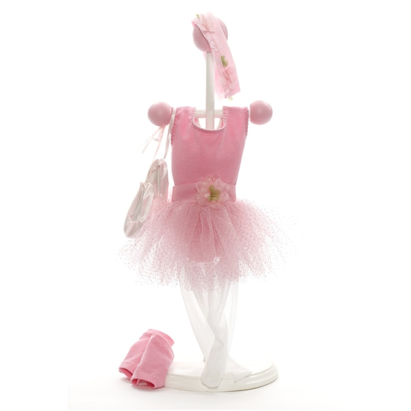 Favorite Friends TuTu Outfit for 18-inch Play Dolls