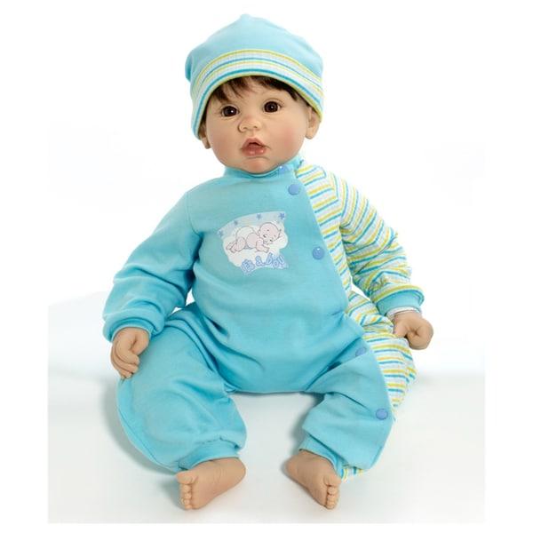 Cuddle Babies Lil Peanut 19-inch Boy Doll