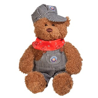 Lionel Trains Engineer Bear