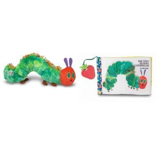 Hungry Caterpillar Plush and Book Bundle