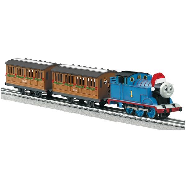 Lionel Trains Thomas and Friends Christmas Set