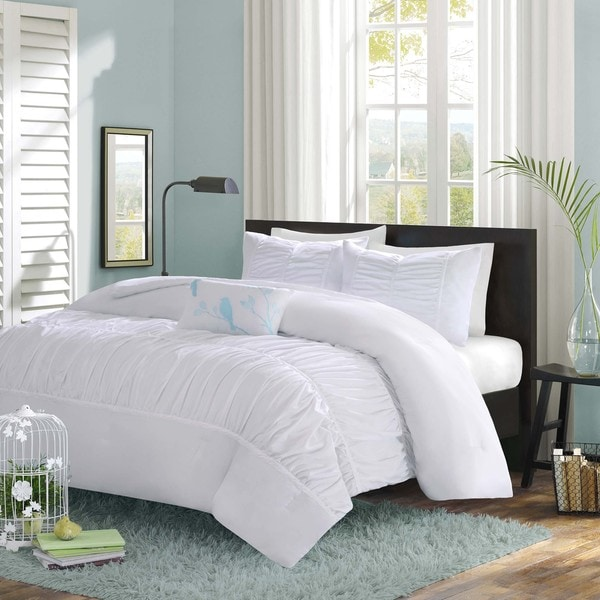 Mi Zone Tatiana 4 Piece Duvet Cover Set Free Shipping