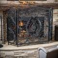 Christopher Knight Home Waterbury Fireplace Screen