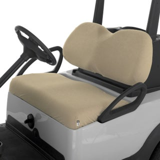 Classic Accessories Fairway Terry Cloth Golf Cart Seat Cover (3 options available)