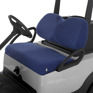 Classic Accessories Fairway Terry Cloth Golf Cart Seat Cover