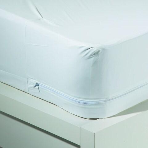 Hypo-Allergenic Bug Blocker Zippered Mattress Cover