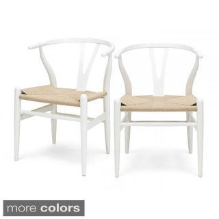 Midcentury Design Store Ming Chair (Set of 2)