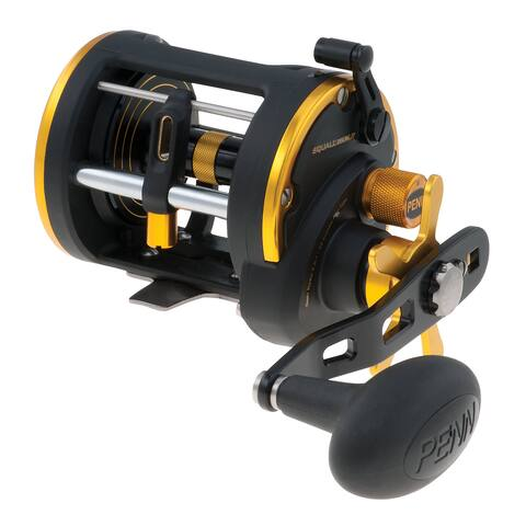 Penn Squall 20 Level Wind Left Hand Reel