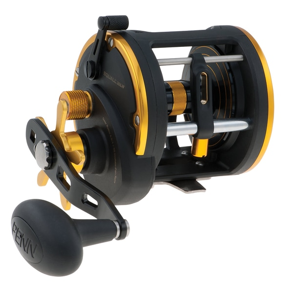 Penn Squall 30 Level Wind Right Hand Reel