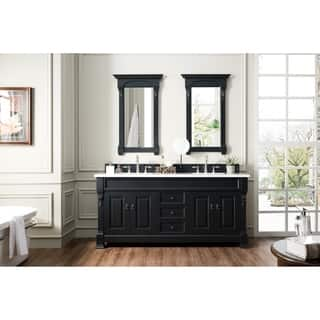 72-inch Brookfield Antique Black Double Vanity|https://ak1.ostkcdn.com/images/products/9574058/P16762913.jpg?impolicy=medium