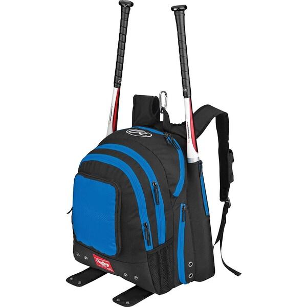 Rawlings Baseball Player Royal Backpack