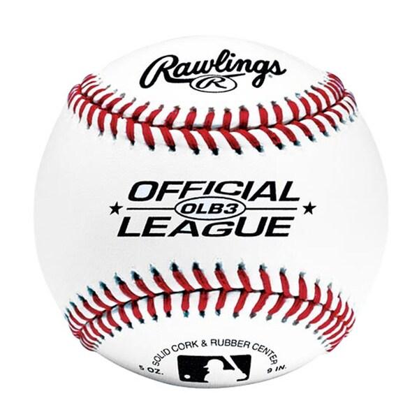 Rawlings OLB3 Balls in Mesh Bag (1 dozen)