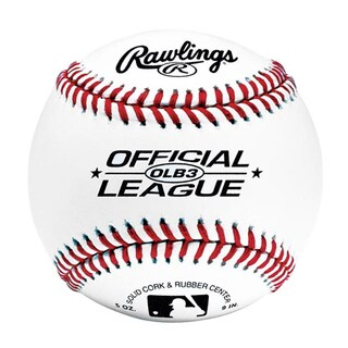 Rawlings OLB3 Balls in Mesh Bag (1 dozen)