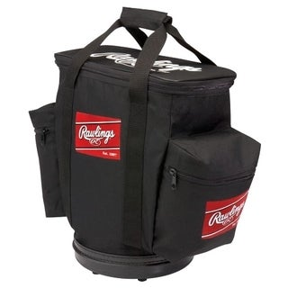 Rawlings Carrying Case for Baseball - Black