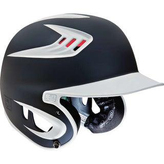 Rawlings S80 Two-Tone Senior Navy Batting Helmet