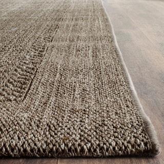 Safavieh Palm Beach Silver Sisal Rug (2' x 3')