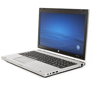 HP Elitebook 8560P Intel Core i7-2670QM 2.2GHz 2nd Gen CPU 4GB RAM 256GB SSD Windows 10 Pro 15.6-inch Laptop (Refurbished)