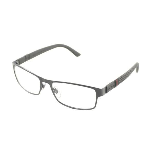 4aa233e9a6a7 Gucci Men Eyeglasses - Bitterroot Public Library