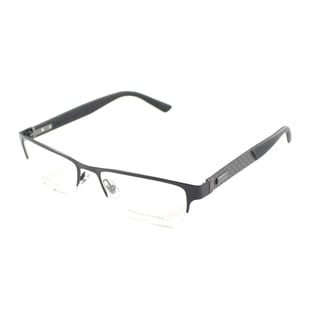Gucci Men's 'GG 2250 4VH' Semi-rimless Eyeglasses