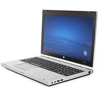 HP Elitebook 8560P Intel Core i7-2670QM 2.2GHz 2nd Gen CPU 4GB RAM 128GB SSD Windows 10 Pro 15.6-inch Laptop (Refurbished)