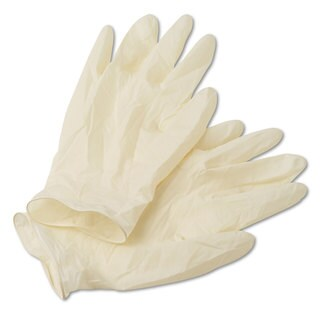 Conform XT Premium Powder-Free Latex X-Large Disposable Gloves (100-count)