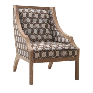 Shop Madison Park Covington Accent Chair Free Shipping