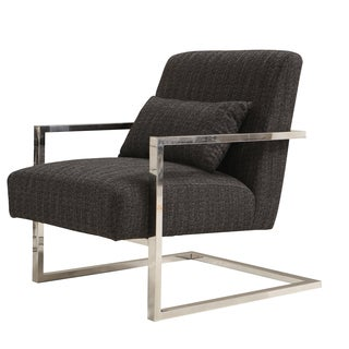 Skyline Charcoal Accent Chair