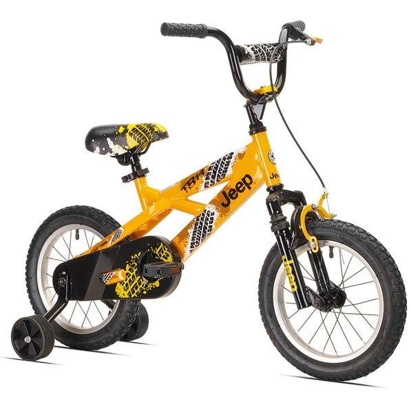 Kent 14 inch Jeep TR14 Yellow Black Boys Bike Free  : 14 Boys Jeep TR14 Bike 834ea519 09f3 4777 a7fc 4be597e9acdf600 from www.overstock.com size 600 x 600 jpeg 48kB