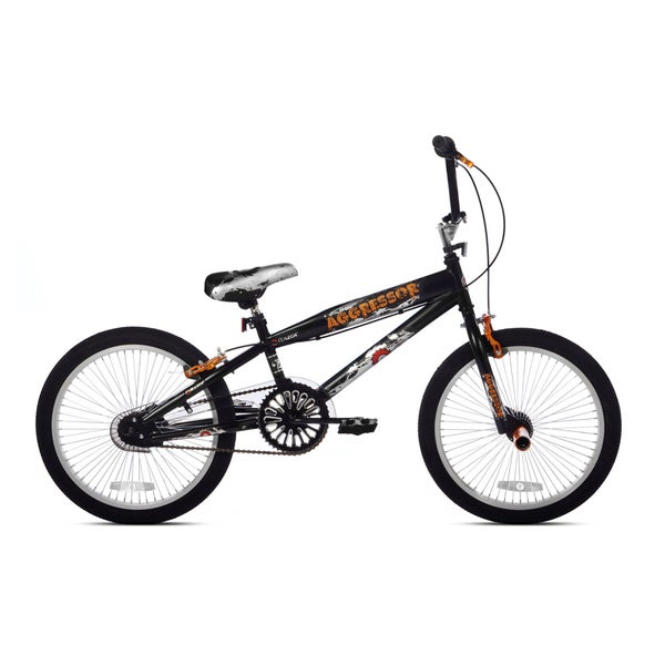Boys 20 Inch Bike >> Shop Razor Aggressor 20 Inch Boy S Bmx Bike Free Shipping Today
