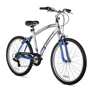 Kent Northwoods Pomona 26-inch Men's Dual Suspension Comfort Bike|https://ak1.ostkcdn.com/images/products/9576150/P16765230.jpg?_ostk_perf_=percv&impolicy=medium