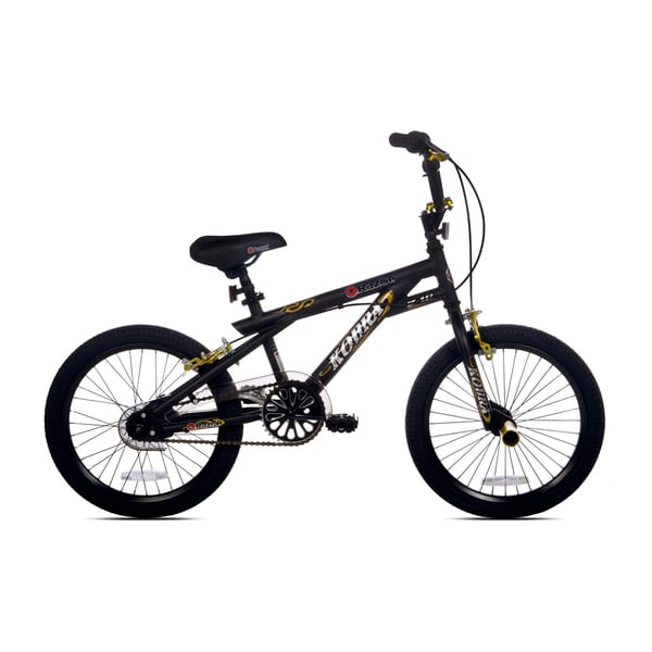 Razor Kobra Black/ Gold 18-inch Boys Bike