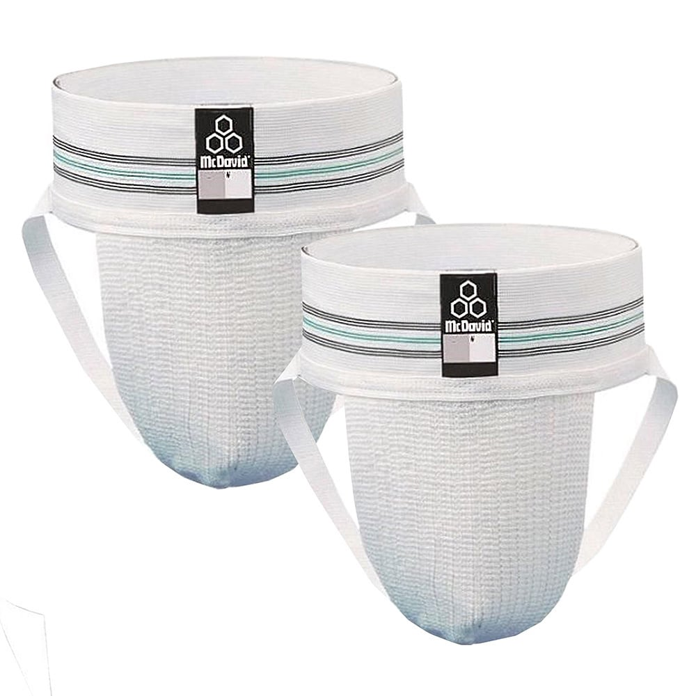 McDavid Classic Athletic Supporter (Pack of 2) (Black - S...