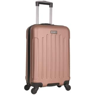Heritage Travelware 'Lincoln Park' 20-inch Lightweight Hardside 4-Wheel Spinner Carry On Suitcase