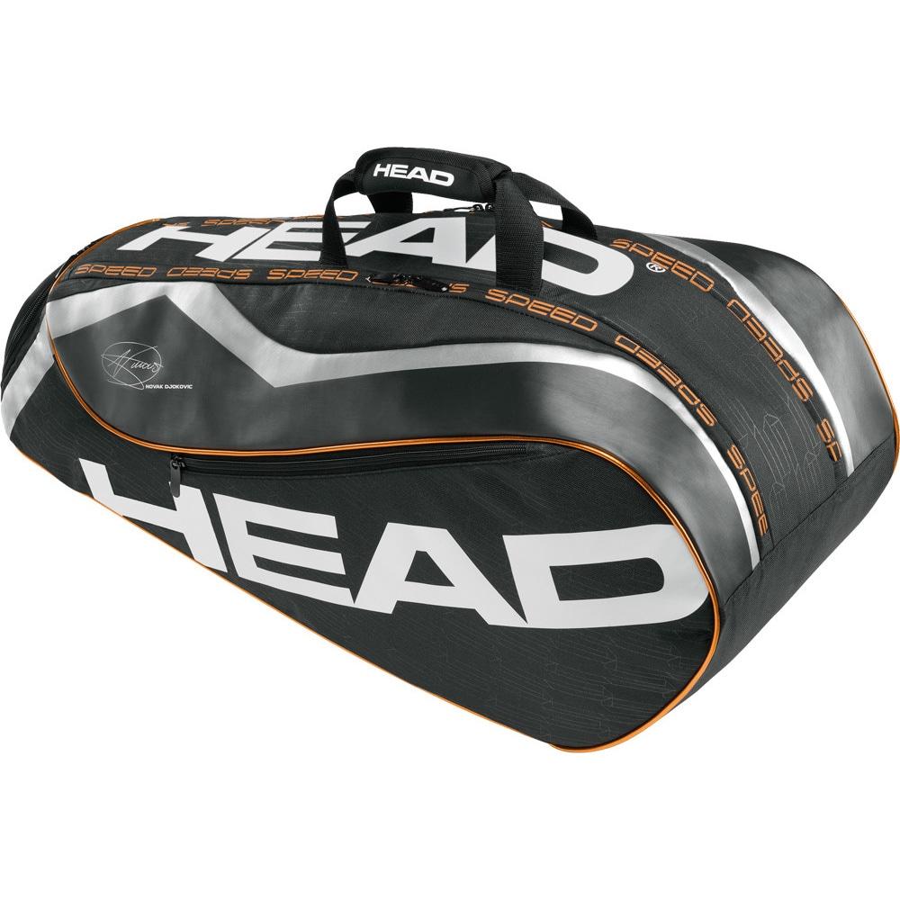 Shop Head Novak Djokovic Combi Tennis Bag Overstock 9576322