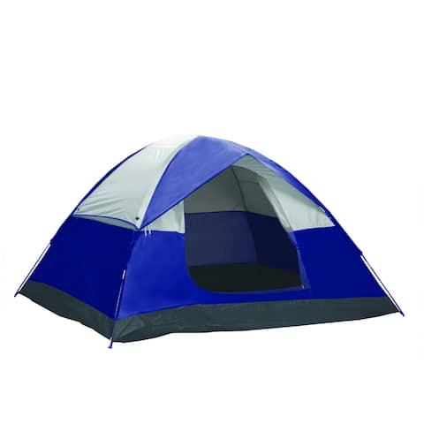 """Stansport Teton Dome Tent - 96"""" L x 120"""" W x 72"""" H"""