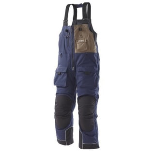 Frabill i4 ice fishing bib pant free shipping today for Best ice fishing bibs