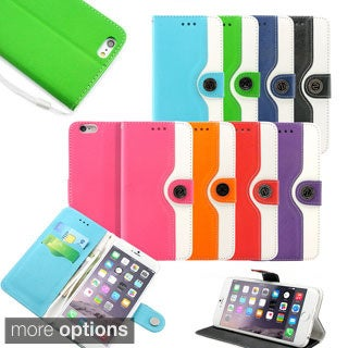 """Gearonic PU Leather Wallet Flip Case Cover for Apple iPhone 6 Plus 5.5"""""""