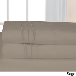 Ultra-Soft Embroidered Pillowcases (Set of 2)
