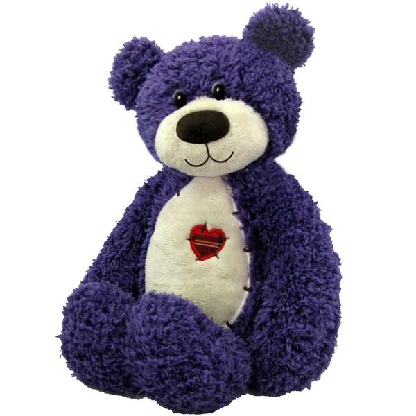 Tender Teddy (Purple)
