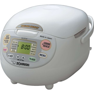 Zojirushi 10-cup Fuzzy Rice Cooker
