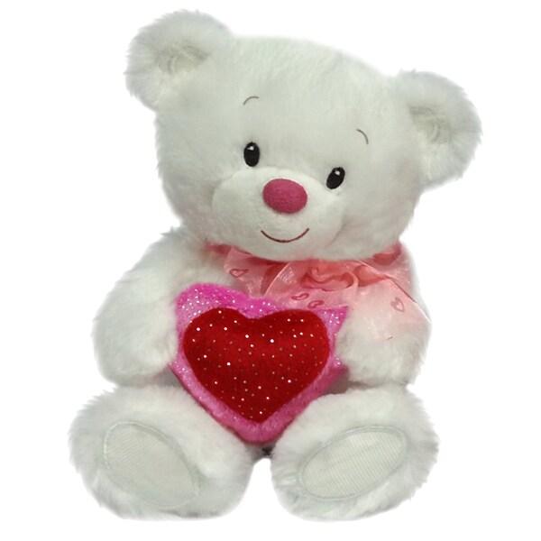 First & Main Lovey Cuddleup (White)